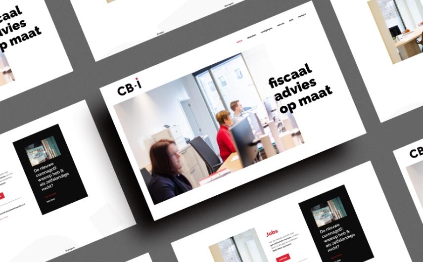 website  —  boekhoudkantoor cb-i
